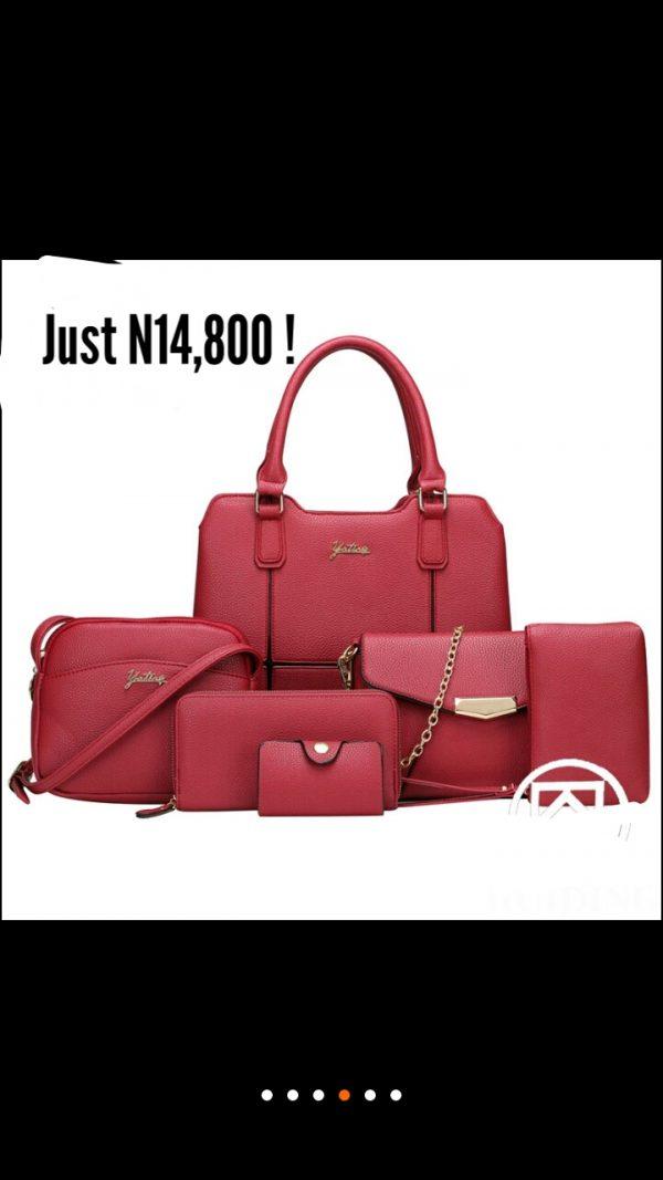 Handbag set for women